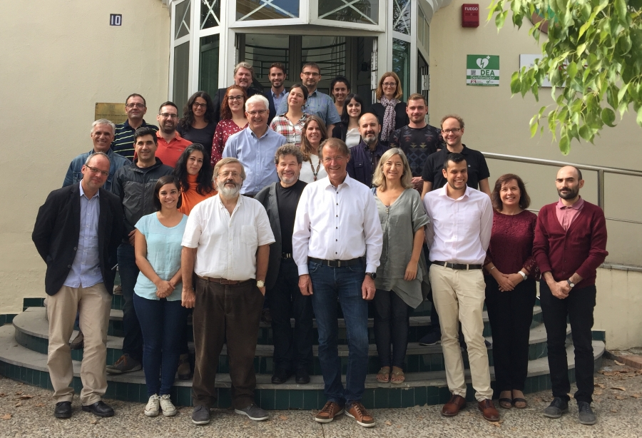 Project Consortium at IRNAS-CSIC in Seville